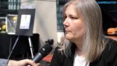 Amy Hennig - Gamelab 2018 Honor Award -haastattelu
