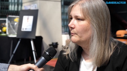Amy Hennig - Gamelab 2018 Honor Award -haastattelu