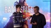 Battlefield V - Daniel Berlin haastattelussa