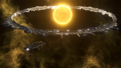 Stellaris: Console Edition - The fall of an Empire -traileri
