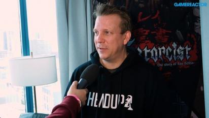 Headup Games - Dieter Schoeller haastattelussa