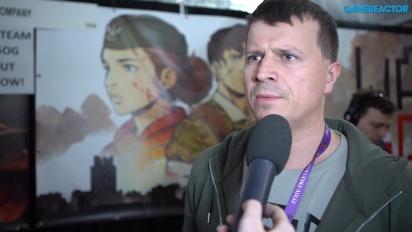 Warsaw - Krzysztof Paplinski haastattelussa