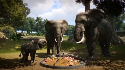 Planet Zoo - PC Gaming Show 2019 -traileri