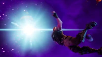 Fortnite - Season X -tarinatraileri