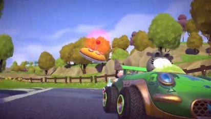 Garfield Kart: Furious Racing  - julkaisutraileri