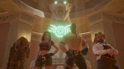 Jumanji: The Video Game - julkaisutraileri