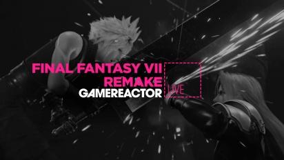 GR Liven uusinta: Final Fantasy VII: Remake