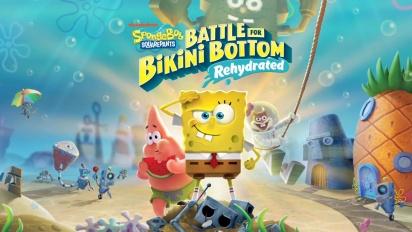 Spongebob Squarepants: Battle for Bikini Bottom - Rehydrated - Pre-Hydrated Traileri