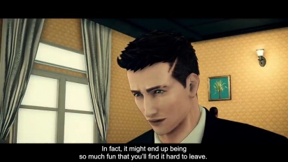 Deadly Premonition 2: A Blessing in Disguise - Welcome to Le Carré Traileri