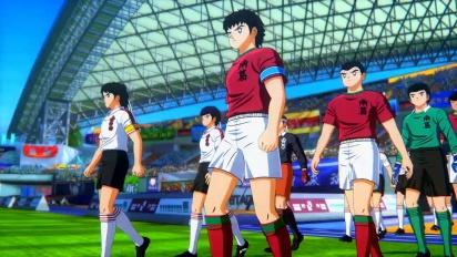 Captain Tsubasa: Rise of New Champions - julkaisutraileri
