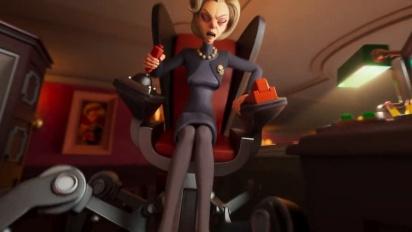 Evil Genius 2: World Domination - elokuvallinen traileri