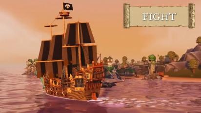 King of Seas - julkaisutraileri