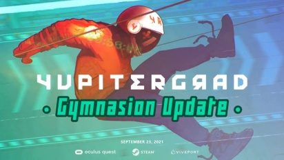 Yupitergrad - Gymnasion Update Traileri
