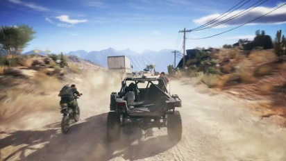 Ghost Recon: Wildlands - E3 2015 Reveal Trailer