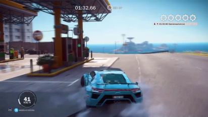 Just Cause 3 - Salrosa Sprint -haaste
