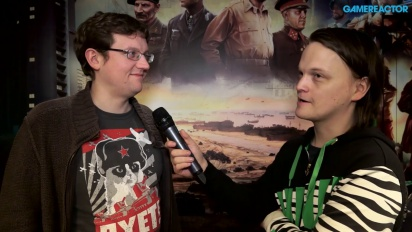 Hearts of Iron IV -videohaastattelu