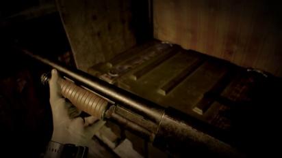 Resident Evil 7 - Shotgun in a Box