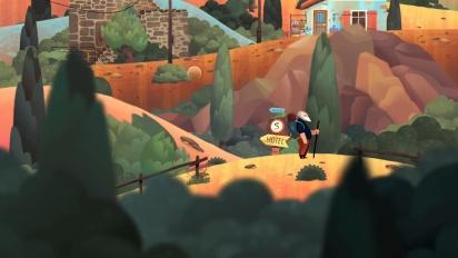 Old Man's Journey - pelikuvapätkä