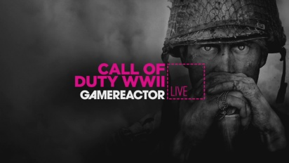 GR Liven uusinta: Call of Duty: WWII