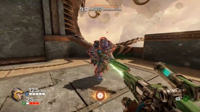 Quake Champions - InstaGib it's for Everyone -traileri