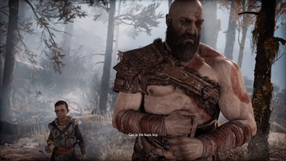 God of War - Director's Commentary: Part 1 - The Beginning