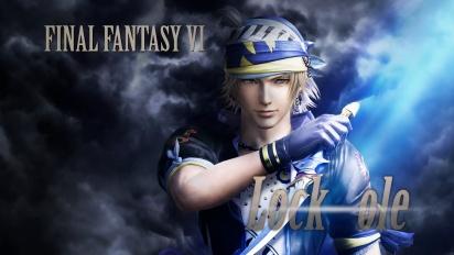 Dissidia Final Fantasy NT - Locke Cole julkistettu