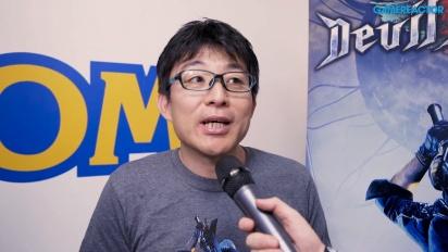 Devil May Cry 5 - Hideaki Itsuno ja Matthew Walker haastattelussa