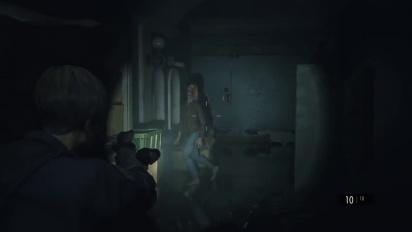 Resident Evil 2 -  PC-pelikuvatraileri