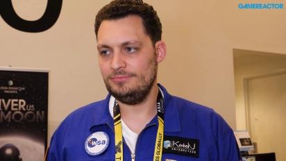 Deliver Us The Moon: Fortuna - Koen Deetman haastattelussa