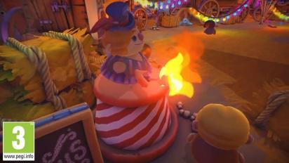 Overcooked! 2 - Carnival of Chaos DLC -julkaisutraileri