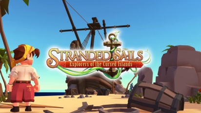 Stranded Sails: Explorers of the Cursed Islands - TGS 2019 -traileri