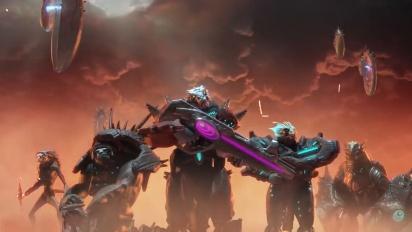Age of Wonders: Planetfall INVASIONS - julkistustraileri