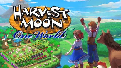 Harvest Moon: One World - Traileri