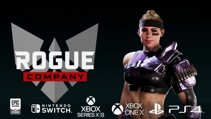Rogue Company - Sigrid Character Traileri