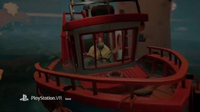 A Fisherman's Tale - Gameplay-traileri (PSVR)