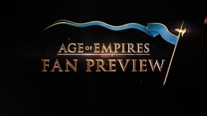 Age of Empires - Fan Preview Tune In -traileri