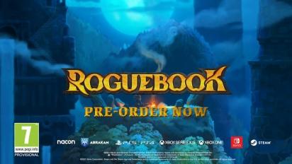 Roguebook - Deck Building Gameplay Traileri