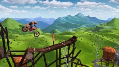 Trials Frontier - Launch Date Trailer