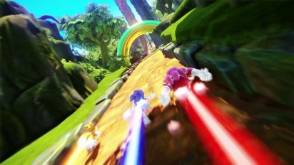 Sonic Boom - Ankündigungs-Trailer