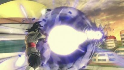 Dragon Ball Xenoverse 2 - Goku Black Reveal Trailer