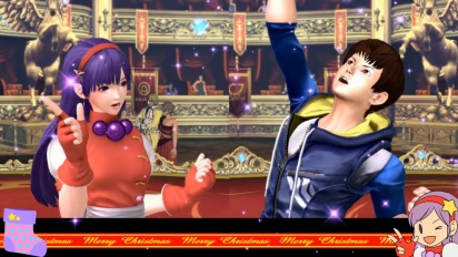 King of Fighters XIV - Holiday Promotion -traileri
