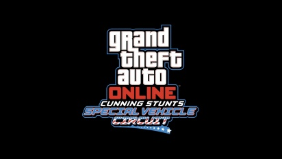 GTA Online - Cunning Stunts Special Vehicle Circuit -traileri