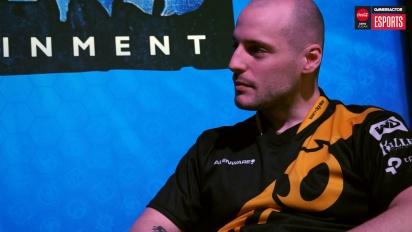 IEM Katowice - haastattelussa Team Dignitaksen Ménè