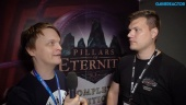 Pillars of Eternity: The Complete Edition - Christofer Stegmayr Interview