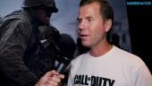 Call of Duty: WWII - Michael Condrey haastattelussa