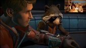 GR Liven uusinta: Guardians of the Galaxy: The Telltale Series