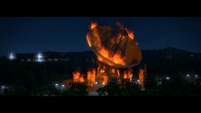 Cities: Skylines - Natural Disasters -julkaisutraileri