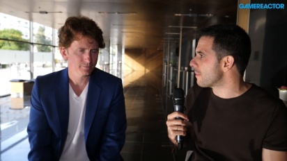 Todd Howard - Gamelab Legend Award haastattelussa