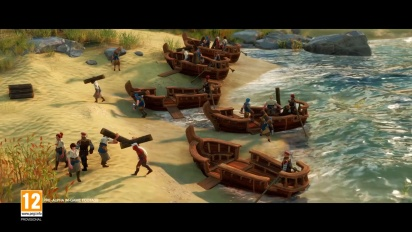 The Settlers - Gamescom-julkistustraileri