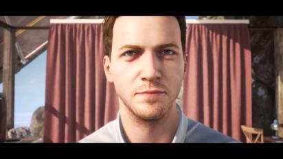 Twin Mirror - Gamescom-paljastustraileri
